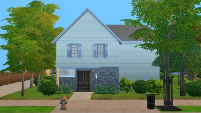 Sims 4 Brady Bunch House by rickyg91 at Mod The Sims