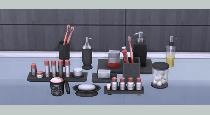 Belle bathroom clutter at Soloriya image 5723 670x366 Sims 4 Updates