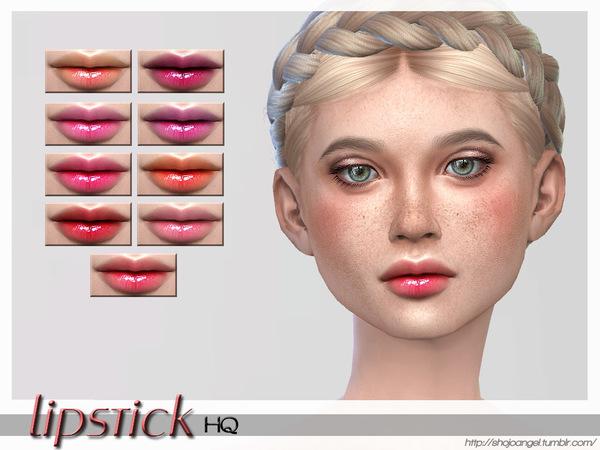 Lips Set 33 by ShojoAngel at TSR image 5819 Sims 4 Updates