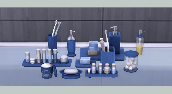Belle bathroom clutter at Soloriya image 5823 670x366 Sims 4 Updates