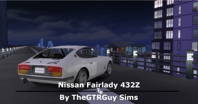Nissan Fairlady 432Z at TheGTRGuySims image 5911 670x353 Sims 4 Updates