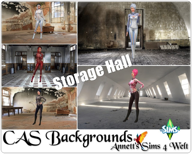 Storage Hall CAS Backgrounds at Annett's Sims 4 Welt image 6013 Sims 4 Updates