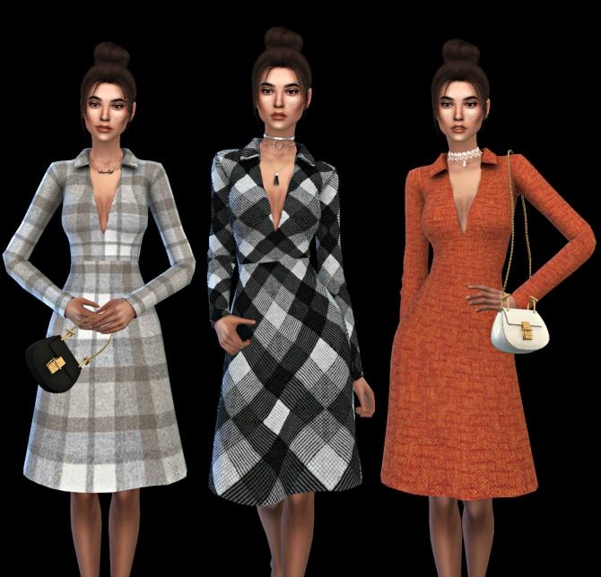 Mica Coat At Leo Sims 187 Sims 4 Updates