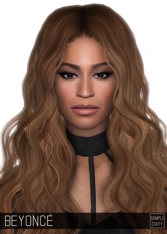 Beyonc 201 Sim At Simpliciaty 187 Sims 4 Updates