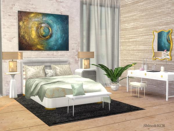 Sims 4 Bedroom Baker by ShinoKCR at TSR