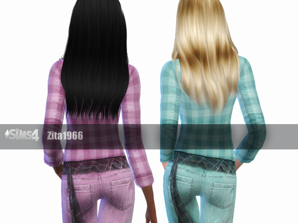 Country Girls by ZitaRossouw at TSR image 6317 Sims 4 Updates