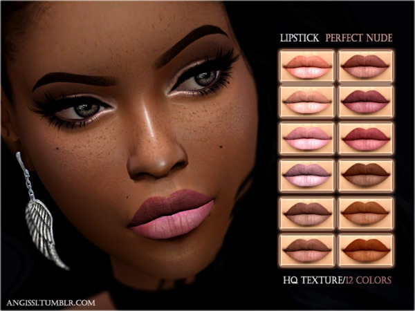 LIPSTICK PERFECT by ANGISSI at TSR image 674 Sims 4 Updates
