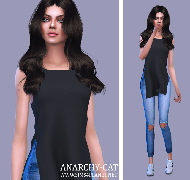 Mila Kunis at Anarchy Cat image 69 Sims 4 Updates