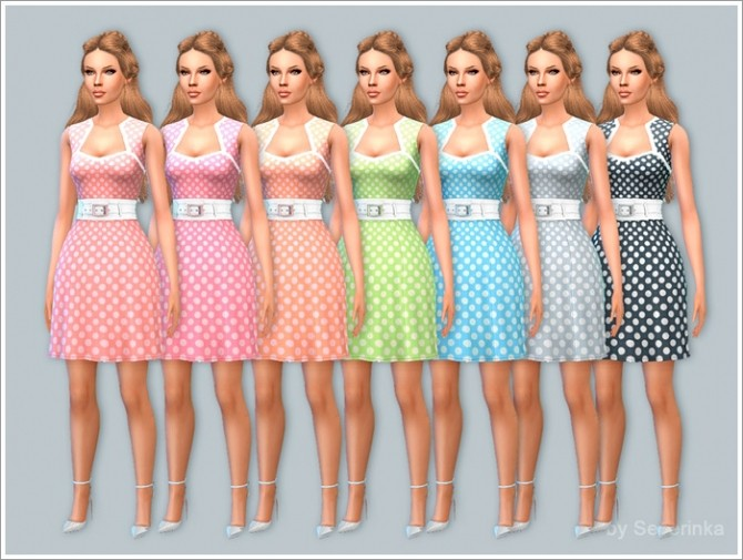 Fashion style clothes & accessories at Sims by Severinka image 695 670x505 Sims 4 Updates