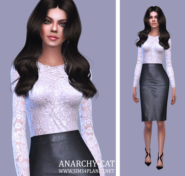 Mila Kunis at Anarchy Cat image 70 Sims 4 Updates