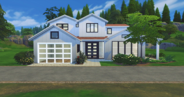 6610 Oak Drive house at AymiasSims image 7219 Sims 4 Updates