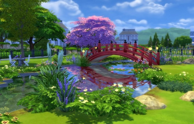 Flower Garden and Coffee Shop by Snowhaze at Mod The Sims image 7311 670x427 Sims 4 Updates