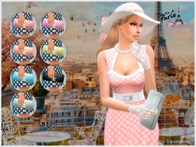 Fashion style clothes & accessories at Sims by Severinka image 735 670x505 Sims 4 Updates