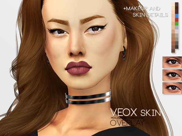 PS Veox Skin Overlay by Pralinesims at TSR image 740 Sims 4 Updates