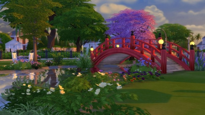 Flower Garden and Coffee Shop by Snowhaze at Mod The Sims image 7410 670x377 Sims 4 Updates