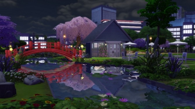 Flower Garden and Coffee Shop by Snowhaze at Mod The Sims image 7510 670x377 Sims 4 Updates