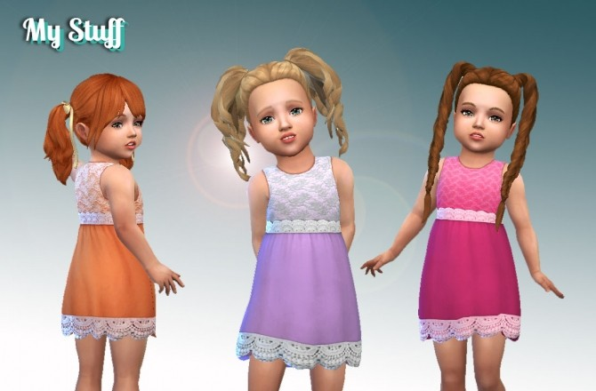 Frowning Dress at My Stuff image 755 670x440 Sims 4 Updates