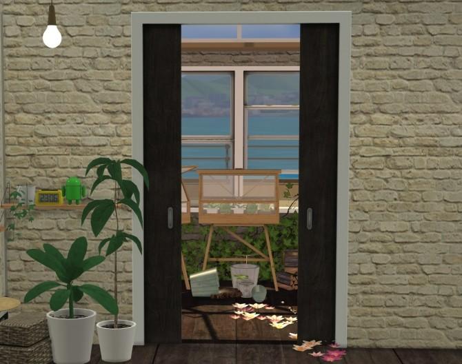 PYSCHEN DOORS at Minc7878 image 756 670x528 Sims 4 Updates