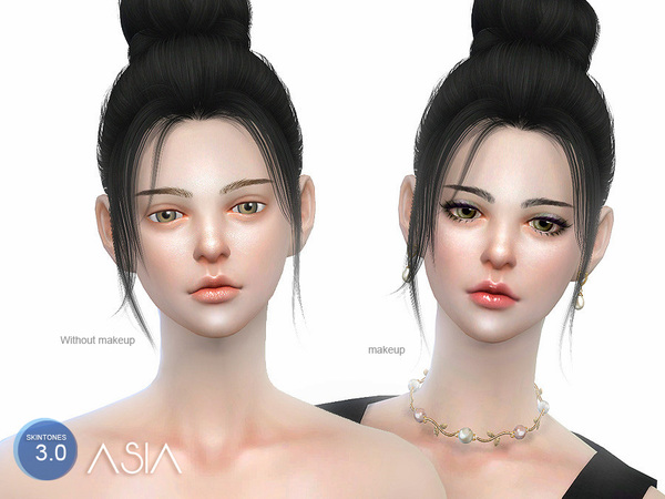 ASIAN skintones 3.0 all ages by S Club WMLL at TSR image 7712 Sims 4 Updates