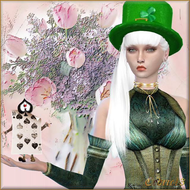 Reine Detrèfle by Cedric13 at L'univers de Nicole image 795 Sims 4 Updates