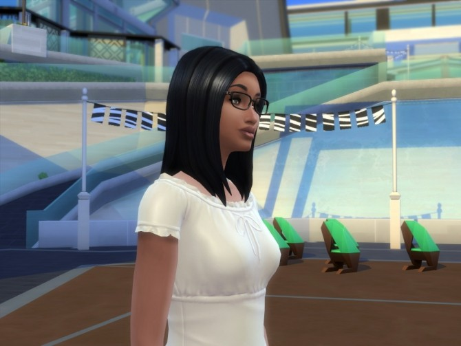 Sims 4 Underweight teens fix Natural metabolism part 1/3 by Candyd at Mod The Sims
