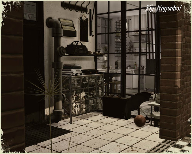 Fountain view penthouse at Nagvalmi image 8015 Sims 4 Updates