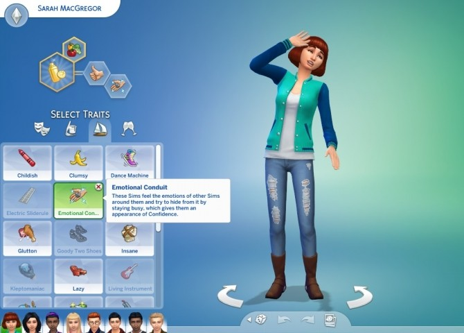 8 Pack of Teen Exclusive Traits by CardTaken at Mod The Sims image 811 670x480 Sims 4 Updates