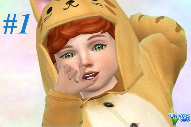 Face Poses toddler CAS and GALLERY by Vanderetro at L'UniverSims image 8110 670x447 Sims 4 Updates