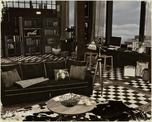 Fountain view penthouse at Nagvalmi image 8121 Sims 4 Updates