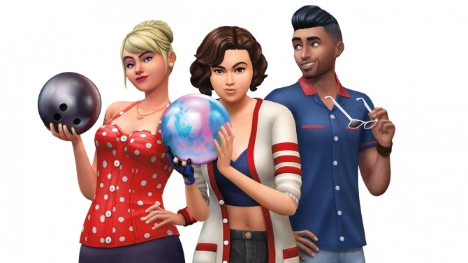 Sims 4 The Sims 4 Bowling Night Stuff released!