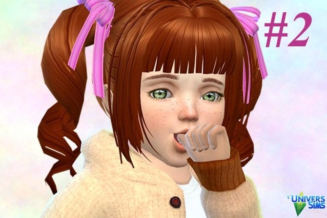 Face Poses toddler CAS and GALLERY by Vanderetro at L'UniverSims image 826 670x447 Sims 4 Updates