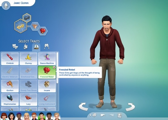 8 Pack of Teen Exclusive Traits by CardTaken at Mod The Sims image 831 670x480 Sims 4 Updates
