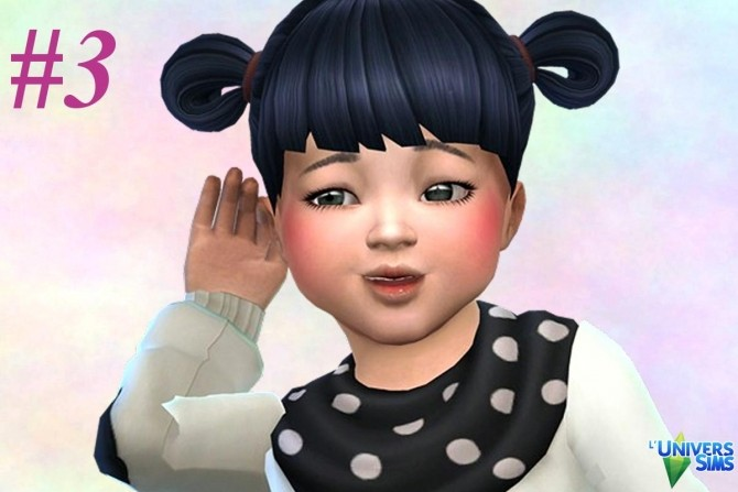 Face Poses toddler CAS and GALLERY by Vanderetro at L'UniverSims image 836 670x447 Sims 4 Updates