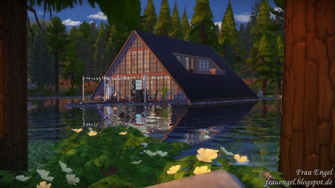 Forest Oasis at Frau Engel image 842 670x377 Sims 4 Updates
