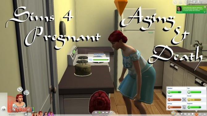 Pregnant Aging & Death by PolarBearSims at Mod The Sims image 869 670x377 Sims 4 Updates