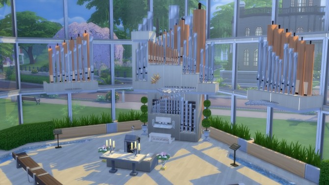 Modular Pipe Organ 3 by Alexander.Chubaty at Mod The Sims image 8711 670x377 Sims 4 Updates