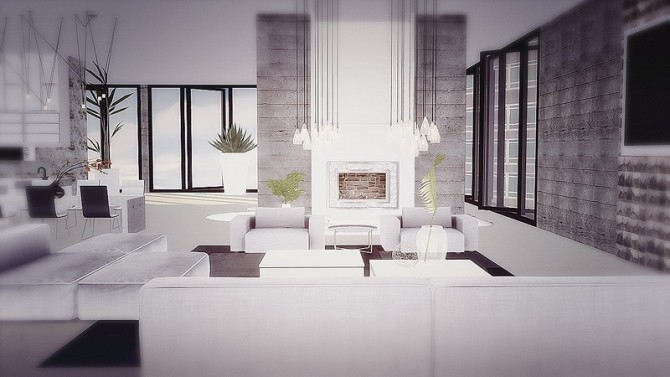 Highclass Luxury Penthouse at SoulSisterSims image 9110 670x377 Sims 4 Updates