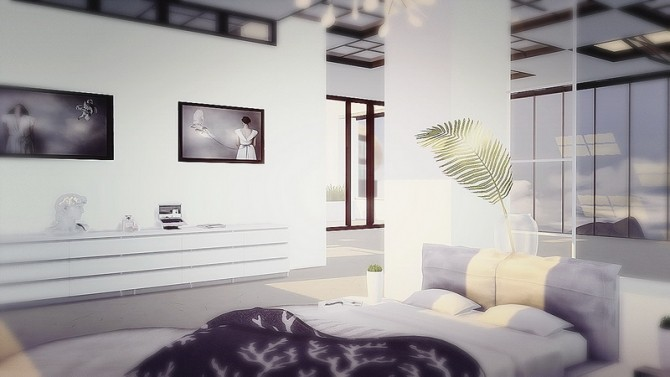 Highclass Luxury Penthouse at SoulSisterSims image 945 670x377 Sims 4 Updates