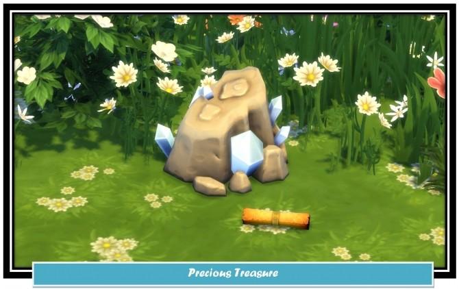 Sims 4 New Precious Treasures by LittleMsSam