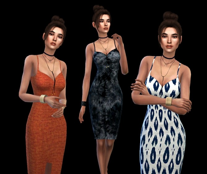 Mayfair Dress at Leo Sims image 979 670x565 Sims 4 Updates