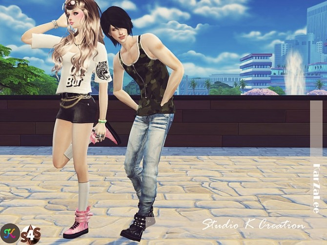 Backle Sneakers at Studio K Creation image 1015 670x502 Sims 4 Updates
