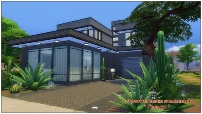 Sims 4 Torik house at Sims by Mulena