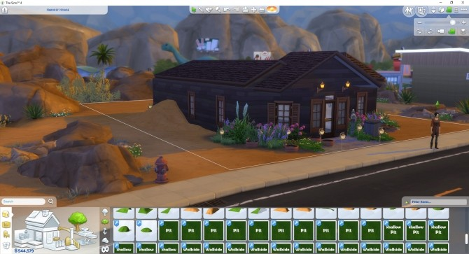 Terrain Pack by TwistedMexi at Mod The Sims image 1077 670x363 Sims 4 Updates