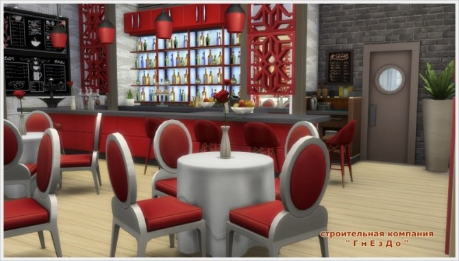 Patios Restaurant at Sims by Mulena image 1084 670x381 Sims 4 Updates