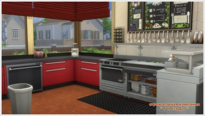 Patios Restaurant at Sims by Mulena image 1094 670x381 Sims 4 Updates