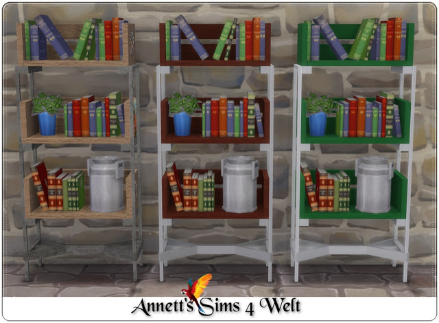 Sims 4 Garden Furniture Set TS3 to TS4 Conversion at Annett's Sims 4 Welt