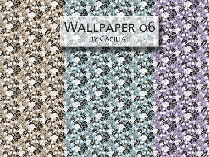 Sims 4 Wallpaper 06 by Cäcilia at Akisima