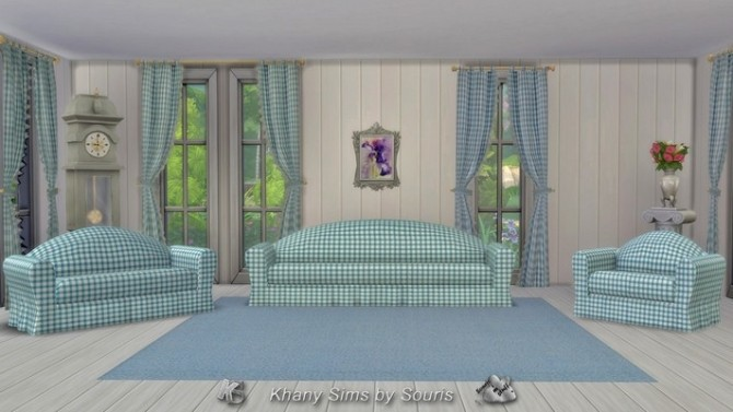 SAISON livingroom by Souris at Khany Sims image 12115 670x377 Sims 4 Updates