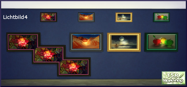Sims 4 Illuminated pictures part 2 by Christine1000 at Sims Marktplatz
