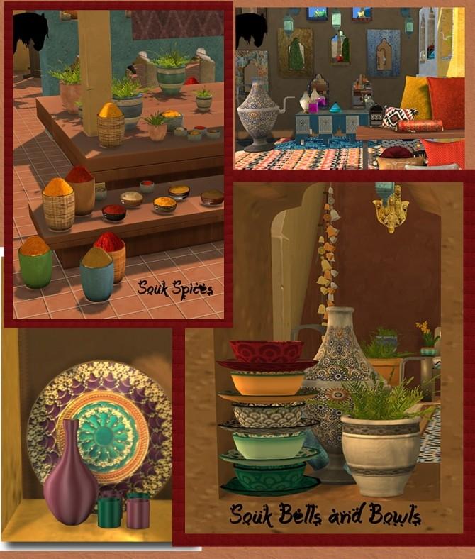 Souk Bargains at Tkangie – Armchair Traveler image 1268 670x788 Sims 4 Updates